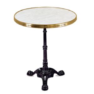 mesa-parís-estilo-bristot-aro-latón-mármol-blanco