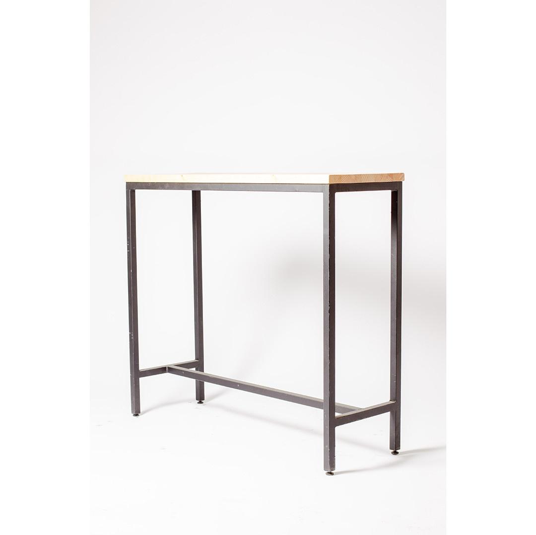 Mesa barra para taburetes