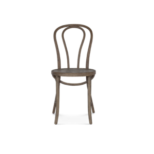 silla parisina madera haya.