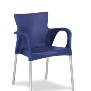 sillón-terraza-bar-plástico-azul-modelo-Rouse2