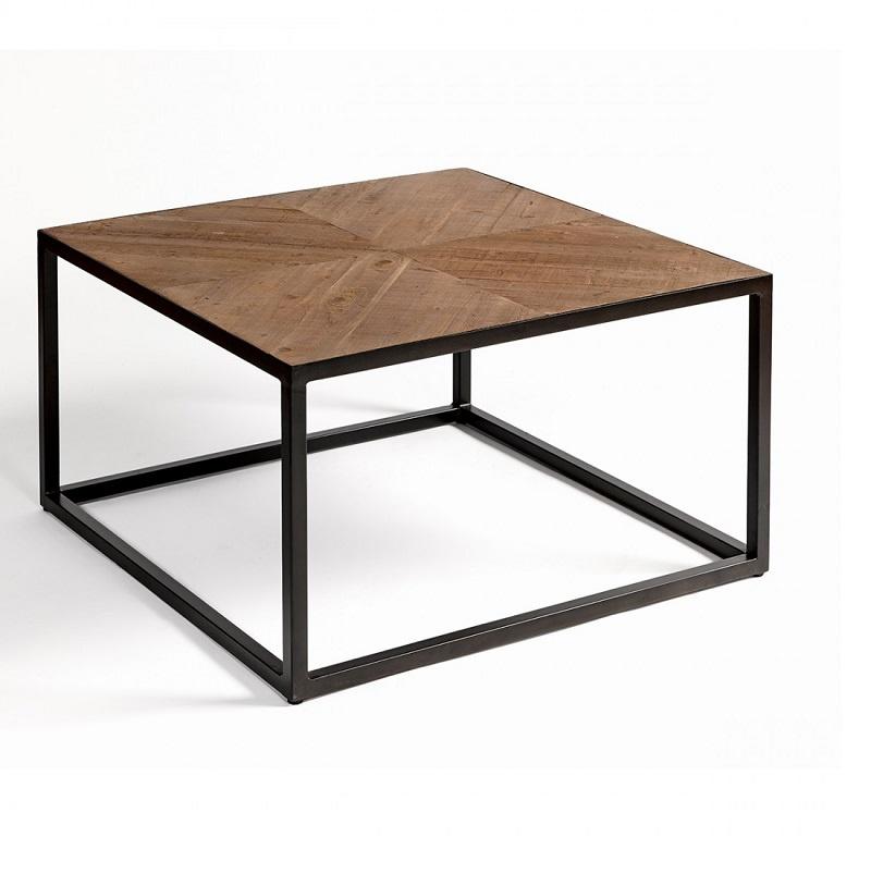 mesa-centro-cuadrada-madera-maciza-estilo-vintage