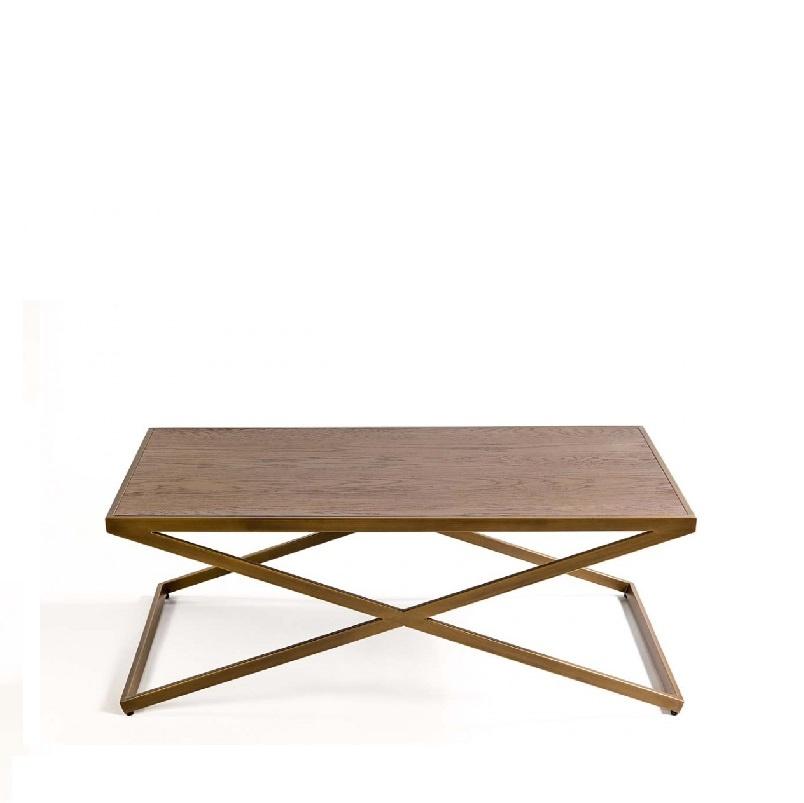 mesa-centro-rectangular-oro-y-madera-110x70