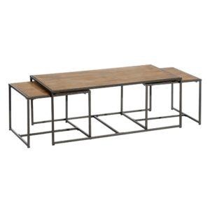set-de-mesas-centro-madera-y-metal-vista
