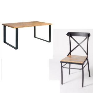set-mesa-150x90-y-4-sillas